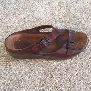 MEPHISTO  Sandals  Size 39  COMFY!!